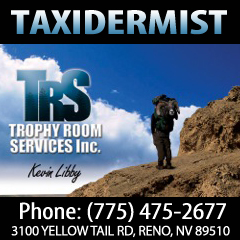 Trophy Room Services - Taxidermy Reno